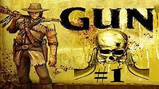 Gun Gameplay Walkthrough (Xbox 360) - Part One - Have Gun Will Travel