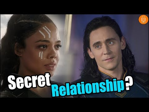 Are Loki and Valkyrie in LOVE in Thor Ragnarok?