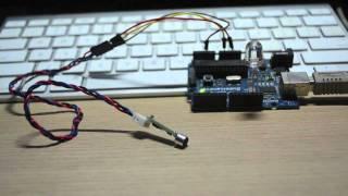Arduino and Sound Sensor