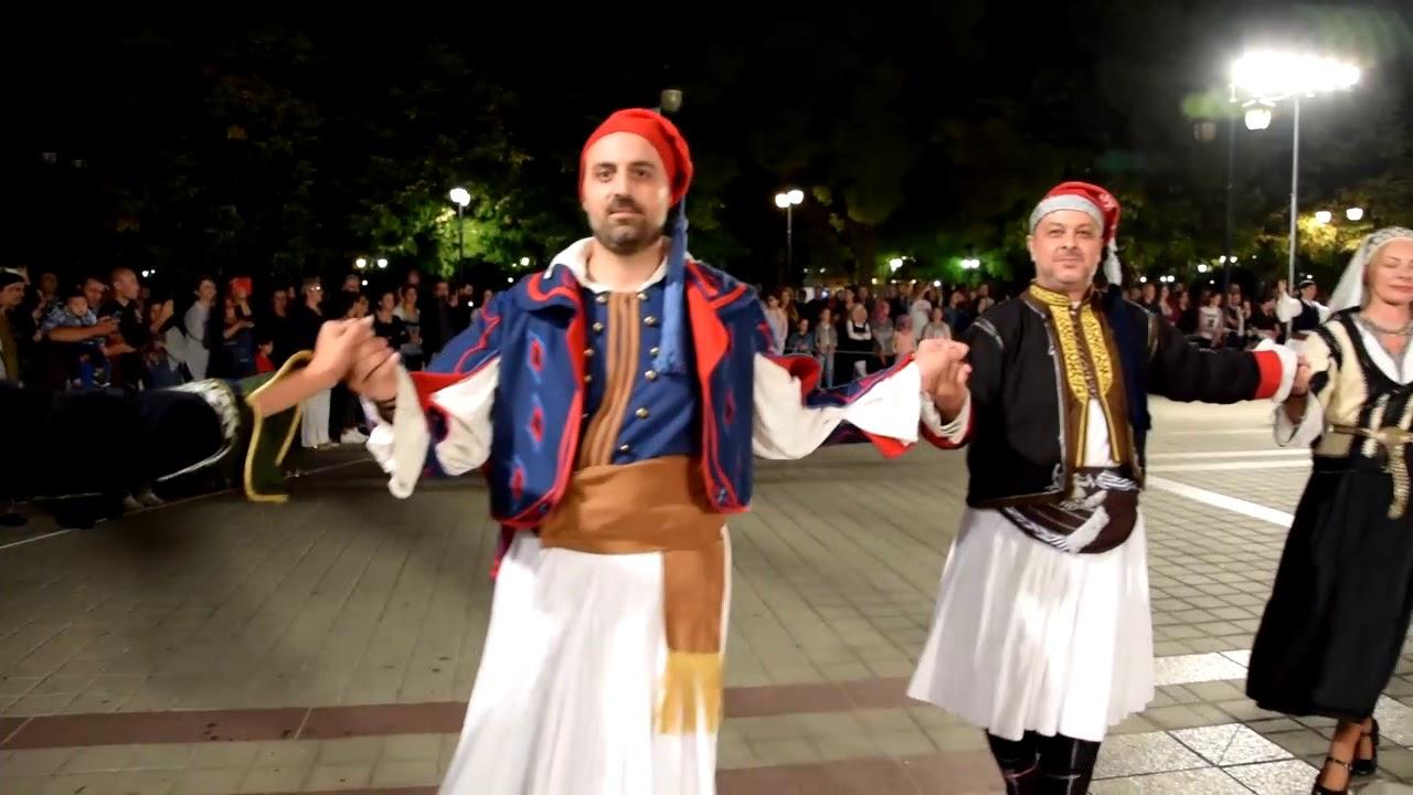 Μουσικοχορευτική παράσταση για τον εορτασμό της Άλωσης στην Τρίπολη