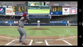 MLB 10 best baseball game Android mobile phone FULL SPEED