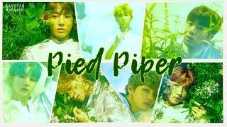 [RUS SUB] BTS - Pied Piper