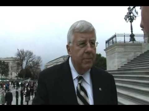 ALG News Interview with Senator Mike Enzi