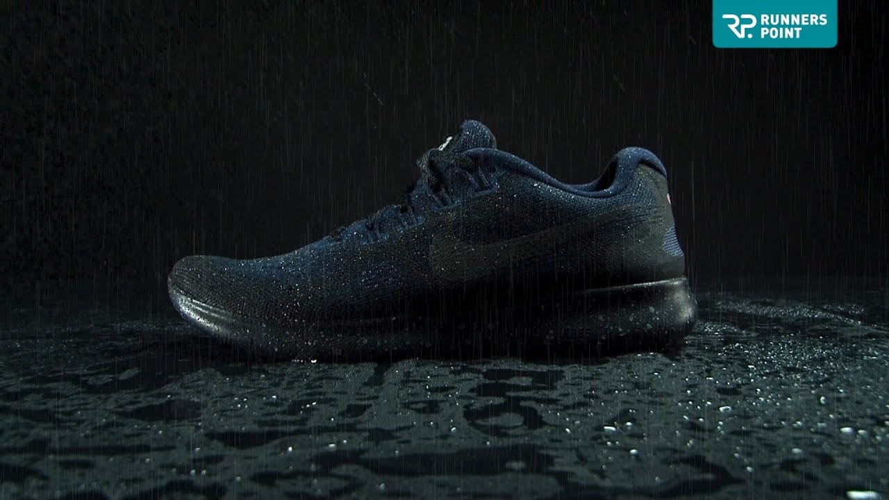 Nike FREE RN 2017 SHIELD - YouTube