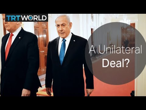 Has Trump's 'Peace Plan' Pushed Israel and the Palestinians Further Apart?