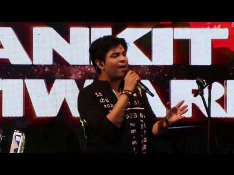 Tay Hai| Ankit Tiwari Live Performance | Bollywood Lineup