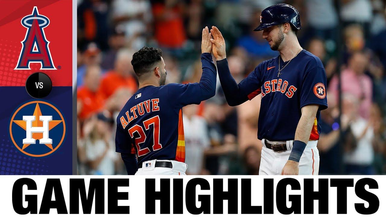 Download Angels vs. Astros Game Highlights (9/12/21) | MLB Highlights