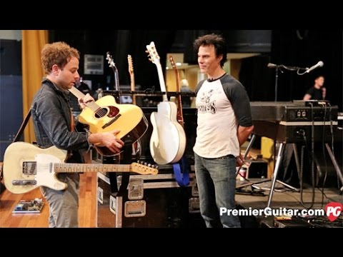 Rig Rundown - Dawes' Taylor Goldsmith, Wylie Gelber, and Duane Betts