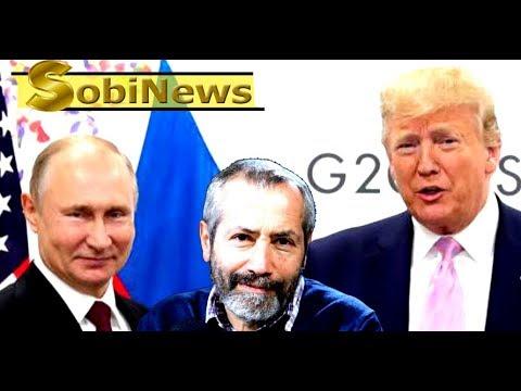 Радзиховский: Путин - Трамп. Встреча на G20 (Большая Двадцатка). О чем говорили? SobiNews