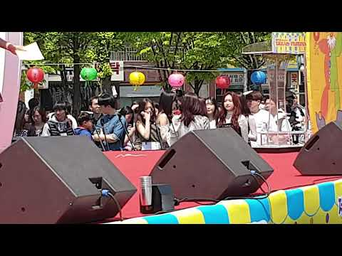 u0026 AppearanceジクケムFancam @仁川東子供Incheon Children's Dream Festival▶1:49