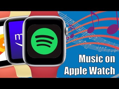 The State Of Streaming Music On Apple Watch!