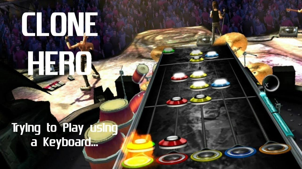 Clone Hero Gamepad Mode