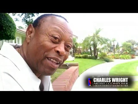 Charles Wright- What I Meant On