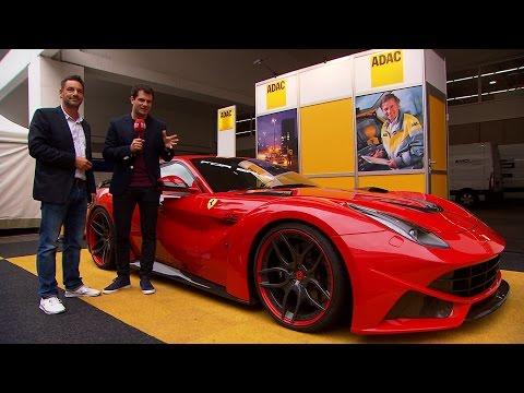Ferrari, Bugatti & Lambo IAA 2015 - Das Sportwagen-Battle