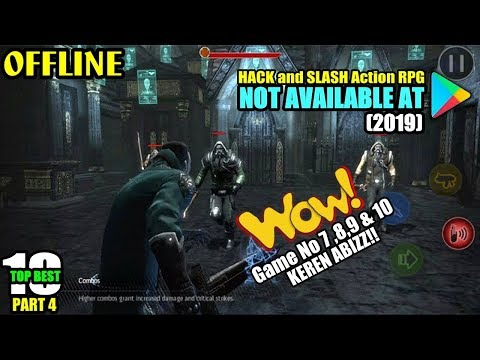 Top 10 Best Offline RPG Games Not Available At Play Store (2019) #4│ Hack And Slash Action RPG Games