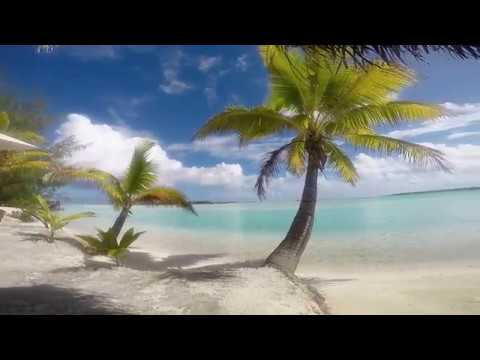 Beautiful Cook Islands - From Land, Sea and Air
