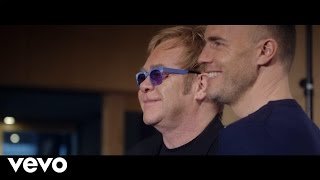 Repeat youtube video Gary Barlow, Elton John - Face To Face
