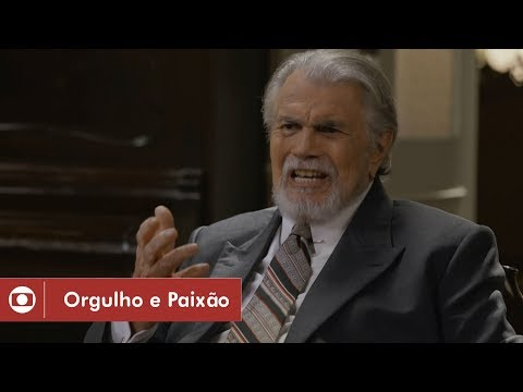 Orgulho e Paixão: capítulo 48 da novela, segunda, 14 de maio, na Globo