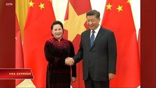 Truyền hình VOA 17/7/19: Việt Nam lên tiếng về vụ đối đầu ở bãi Tư Chính