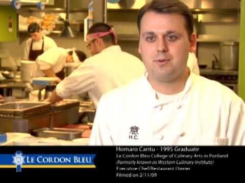 Chef Homaro Cantu shares his story.
