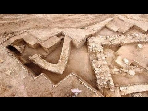 بالصور آثار قرية قوم لوط التي عثر عليها علماء أمريكيون في الأردن thumbnail