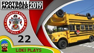 Football Manager 2019 - Episode 22 - Like Buses - The Stanley Parable - FM19