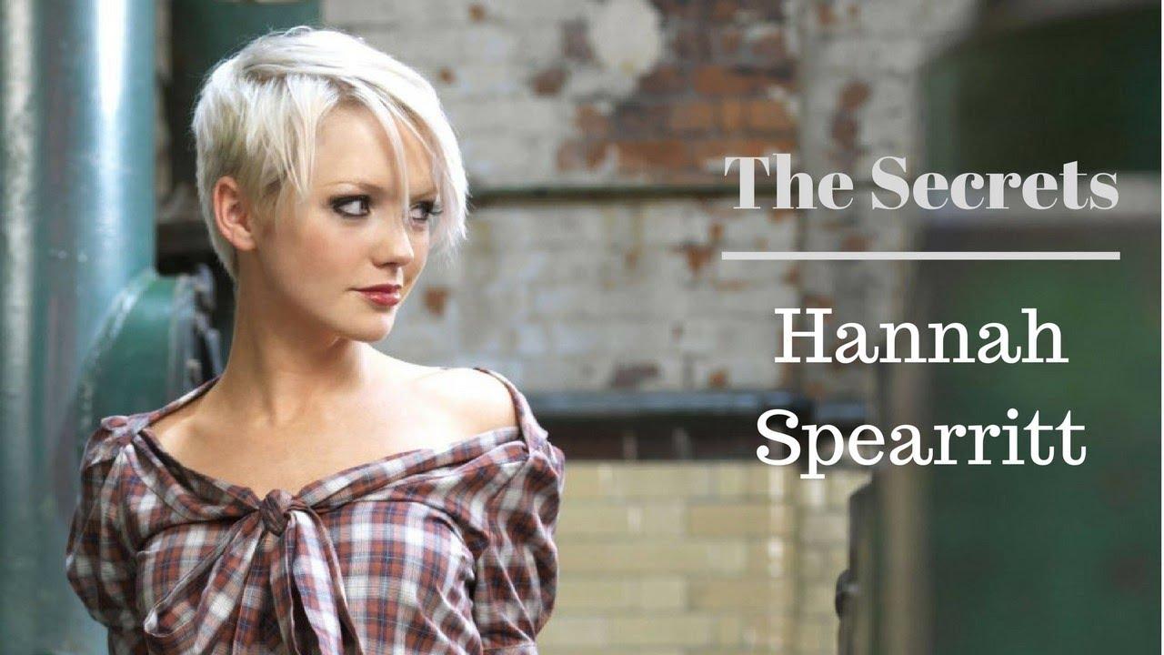 Hannah Spearritt