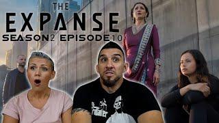 The Expanse Season 2 Episode 10 'Cascade' REACTION!!