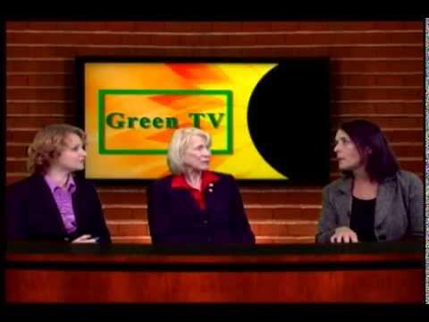 Green Party Green TV Lois Gibbs
