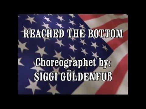 Reached The Bottom - Line Dance - Johnny Brady