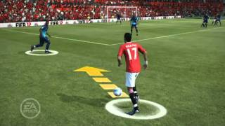 FIFA 12 - Gestes Techniques