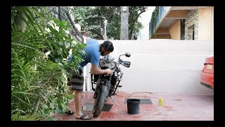 Am I BUYING A SECONDARY BIKE ?   QnA   Tiger gets a shower