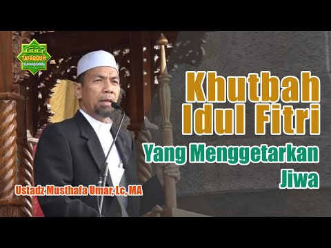 Khutbah Idul Fitri 1437 H Masjid Raya An-Nur Pekanbaru - Ustadz Dr. Musthafa Umar, Lc. MA