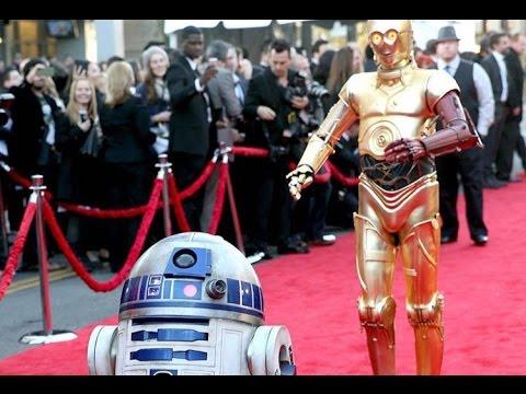 Star Wars The Force Awakening Premiere Red Carpet Hollywood