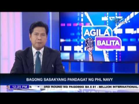 Philippine Navy adds new vessels