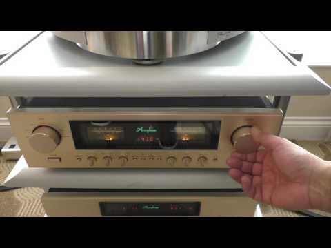 Accuphase E 407 amplifier Test di Sbisa' www audiocostruzioni com