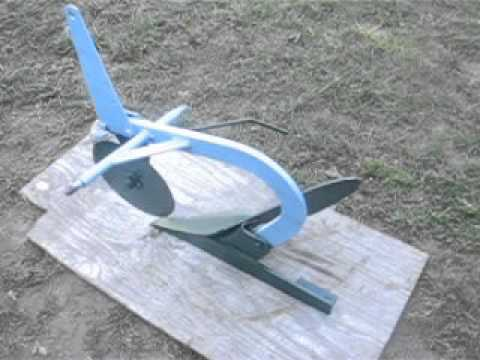 sears mold board garden plow For Sale YouTube