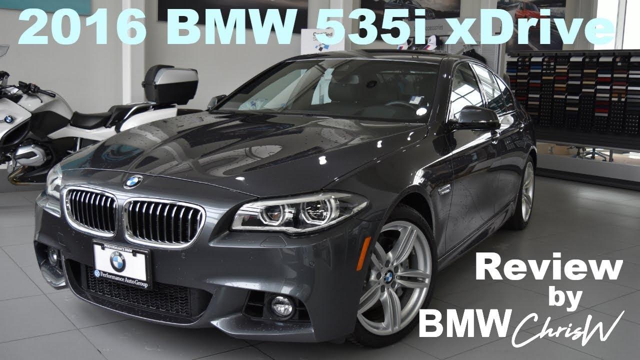 Bmw 535i Xdrive M Sport