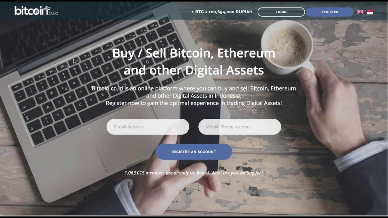 buy cryptocurrency in indonesia