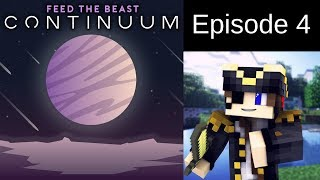 FTB Continuum: Pam's Harvestcraft + Cooking for Blockheads! Ep4 Pizza Kitchen!