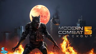 New Modern Combat 5 Update: All New Multiplayer Events & Special Halloween Content