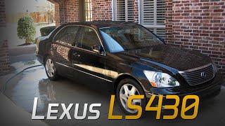 Что будет, если дать нищему  LEXUS LS 430 ?