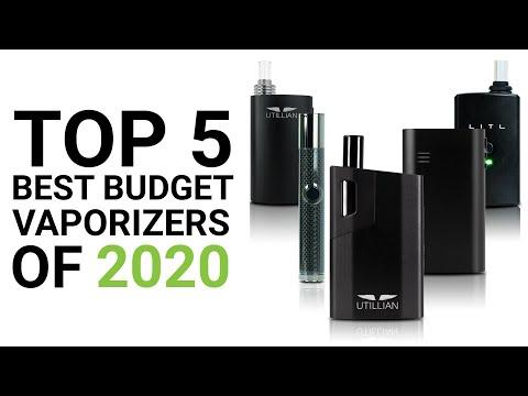 Top 5 Best Budget Vaporizers 2020