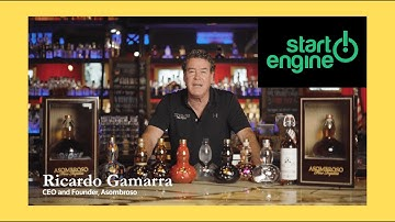 Become An Owner Of AsomBroso Tequila - StartEngine RegA+