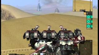Chromehounds 3v3 Where Are The Batteries