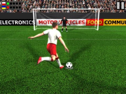 Image result for Perfect Penalty 2012