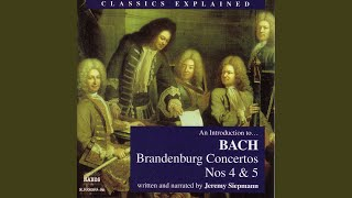 Brandenburg Concerto No. 5 in D - Third Movement: Playing with the counter-subject; a musical...