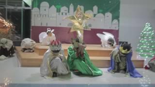 Velada Navidad 2016 - Daniel Asaf