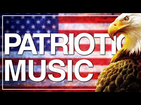 American Patriotic Songs And Marches I Memorial Day & 4th Of July Background Music I No Copyright