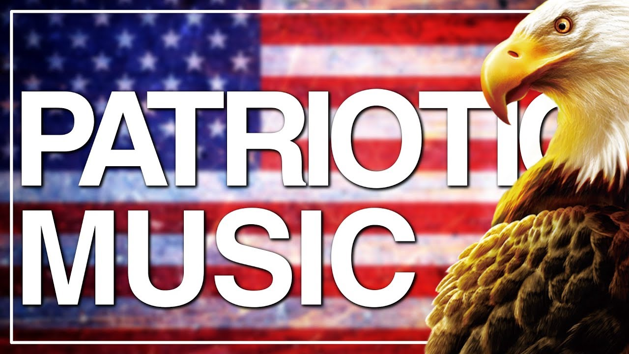 American Patriotic Songs And Marches I Memorial Day 4th Of July Background Music I No Copyright Youtube